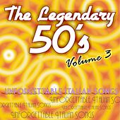The legendary 50's, vol. 3 (Unforgettable italian songs) by Various Artists