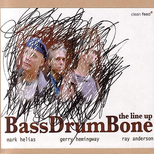 The Line Up by Bass Drum Bone