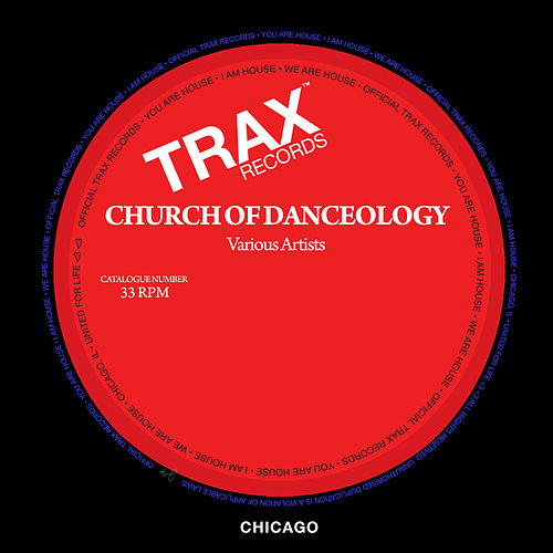 Church of Danceology by Various Artists