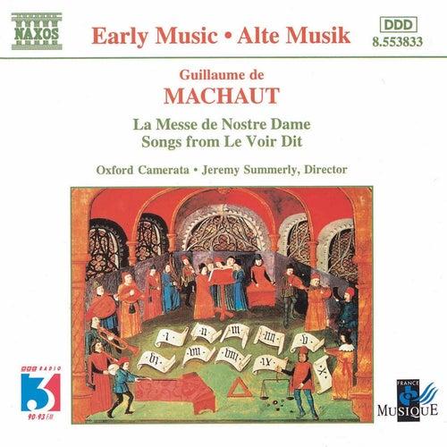 La Messe de Nostre Dame/ Le Voir Dit by Guillaume de Machaut