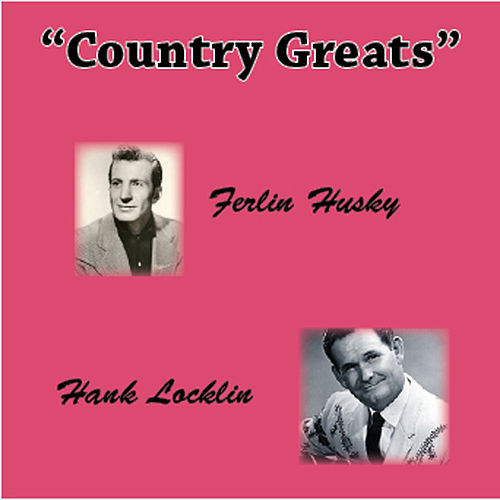 Country Greats by Hank Locklin