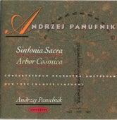 Sinfonia Sacra / Arbor Cosmica by Sir Andrzej Panufnik