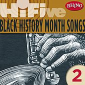 Rhino Hi-Five: Black History Month Songs 2 von Various Artists