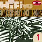 Rhino Hi-Five: Black History Month Songs 1 von Various Artists