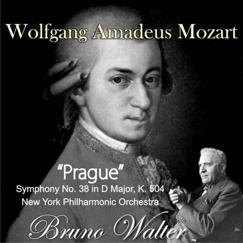 Wolfgang Amadeus Mozart: 'Prague' Symphony No. 38 in D Major, K. 504 by Bruno Walter