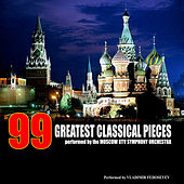 99 Greatest Classical Pieces by the Moscow RTV Symphony Orchestra by Various Artists