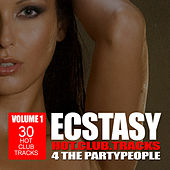 Ecstasy - Hot Club Tracks 4 the Party People, Vol. 1 by Various Artists