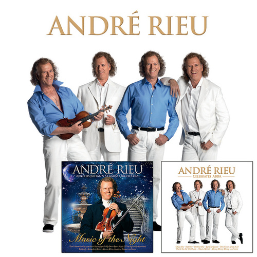 André Rieu Celebrates ABBA - Music Of The Night by André Rieu