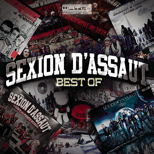Best of by Sexion D'Assaut