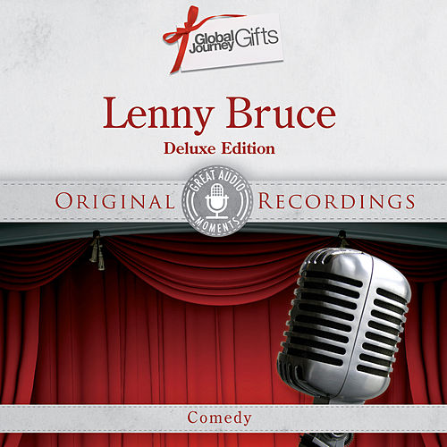 Great Audio Moments, Vol.33: Lenny Bruce by Lenny Bruce