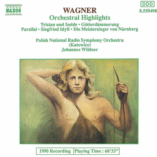 Tristan / Parsifal by Richard Wagner