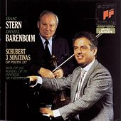 Schubert:  Works for Violin and Piano by Isaac Stern