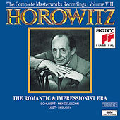 The Complete Masterworks Recording Vol. VIII: The Romantic & Impressionist Era by Vladimir Horowitz