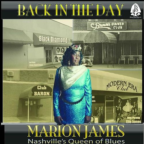 Back in the Day by Marion James