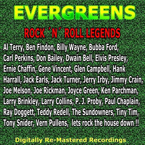 Evergreens - Rock 'n' Roll Legends by Various Artists