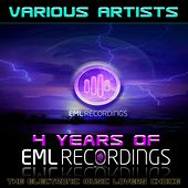 4 Years of Eml (The Electronic Music Lovers Choice) by Various Artists