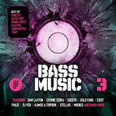 Bass Music Vol 3 (Dubstep, Drum & Bass, Trap, Electro, Glitchhop 2013-2014) - EP by Various Artists
