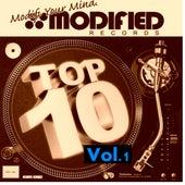 Top 10, Vol. 1 by Boza
