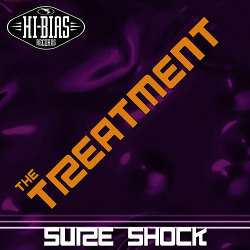 Sure Shock EP by The Treatment