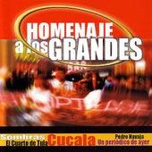 Homenaje A Los Grandes by 3 Son Salsa