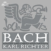 Bach: Advent And Christmas Cantatas by Various Artists