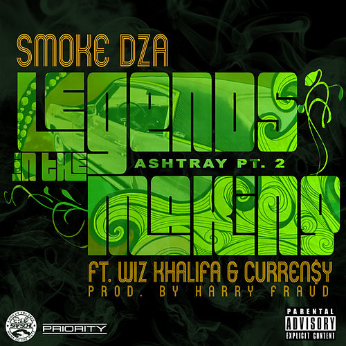 Legends In The Making by Smoke Dza