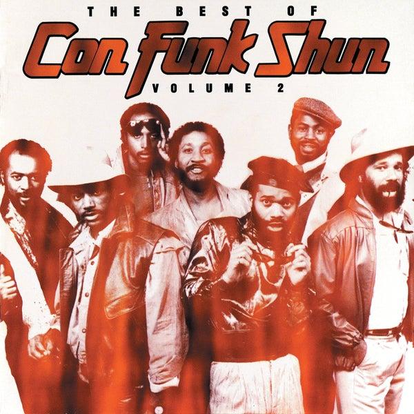 The Best Of Con Funk Shun Vol 2 By Con Funk Shun Napster