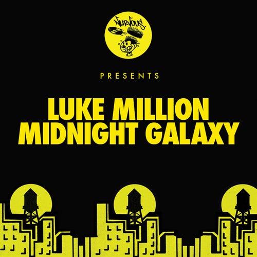 Midnight Galaxy by Luke Million