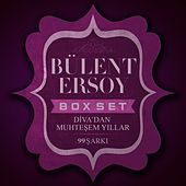 Diva'dan Muhteşem Yıllar Box Set by Bülent Ersoy