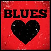 Blues in the Heart von Various Artists