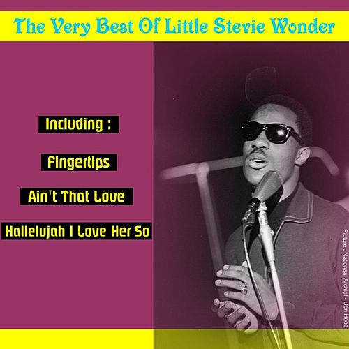 The Very Best of Little Stevie Wonder by Stevie Wonder