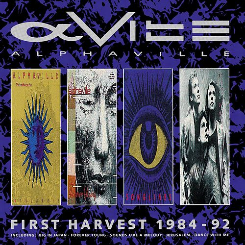 First Harvest 1984-1992 von Alphaville