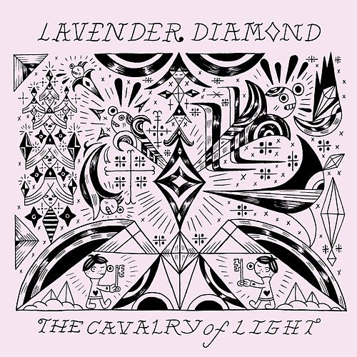 Cavalry Of Light EP by Lavender Diamond