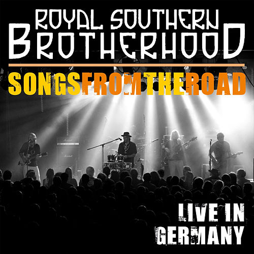 Songs from the Road by Royal Southern Brotherhood