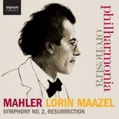 Mahler: Symphony No. 2 'Resurrection' by Philharmonia Orchestra