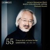 Bach: Cantatas, Vol. 55 by Hana Blazikova