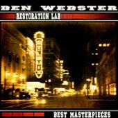 Restoration Lab (Best Masterpieces) von Ben Webster