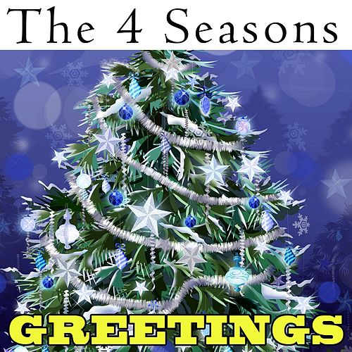 The 4 Season's Greetings by Frankie Valli & The Four Seasons