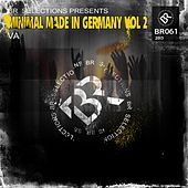 Minimal Made In Germany Vol 2 - EP by Various Artists