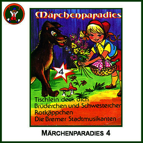 Märchenparadies 4 by Hörspiel