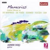 Memorias: Guitar Music by Admir Doçi