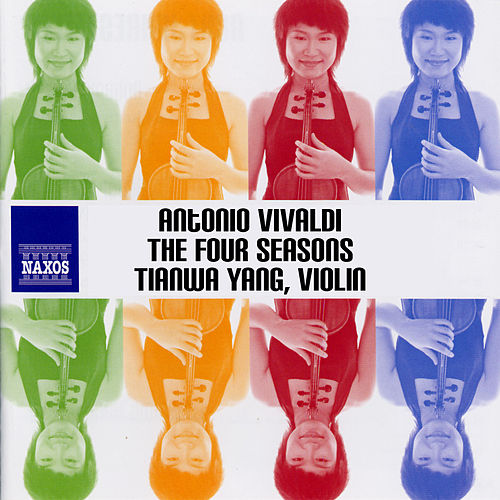 Vivaldi: The Four Seasons, RV 269, Op. 8 by Tianwa Yang