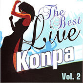 The Best Live Konpa – Volume 2 by Various Artists