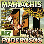 40 Mariachis Poderosos by Various Artists