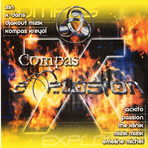 Compas Explosion by Various Artists