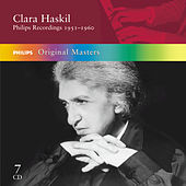 Clara Haskil - Philips Recordings 1951-1960 by Clara Haskil