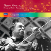 Pierre Monteux  - Recordings 1956-1964 by Various Artists