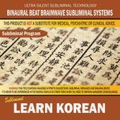 Learn Korean by Binaural Beat Brainwave Subliminal Systems