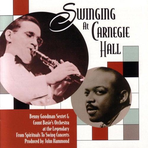 Swinging At Carnegie Hall by Benny Goodman