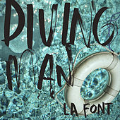 Diving Man by La Font